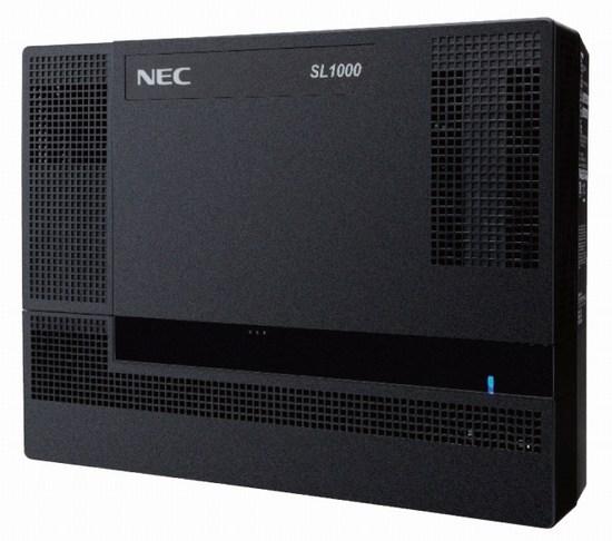Tổng đài NEC SL1000 8 trung kế-24 máy nhánh