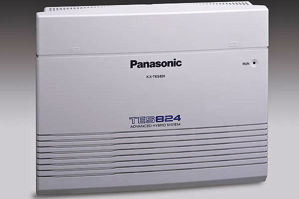 Tổng đài điện thoại Panasonic KX-TES824 – 5 vào 16 máy lẻ